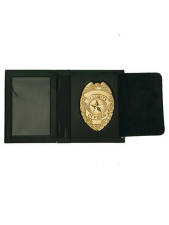 Portatessera Security Officer gold