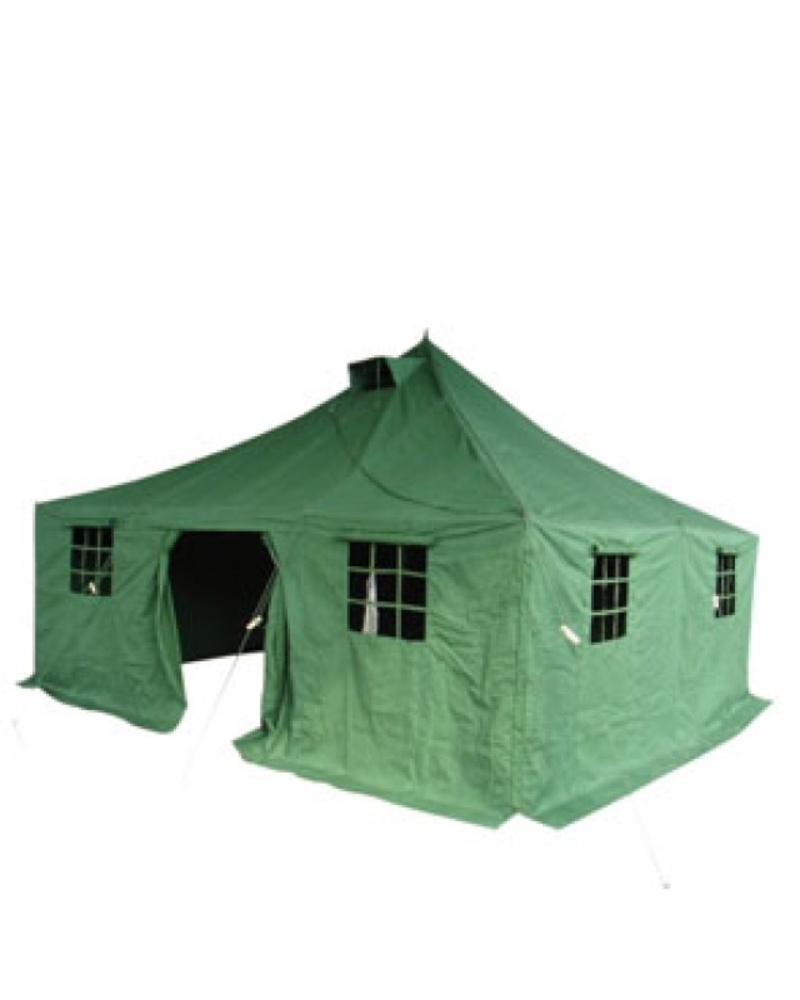 Tenda Da Campo.Tenda Militare Da Campo Metri 4 80 X 4 80