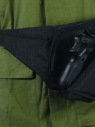 Marsupio da cintura - Porta pistola da spalla ...