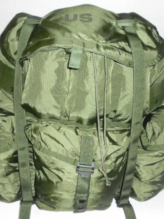 e7855c40f6 Zaino Alice U.S. Army nuovo no telaio