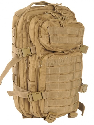 Zaino MOLLE coyote PLUS