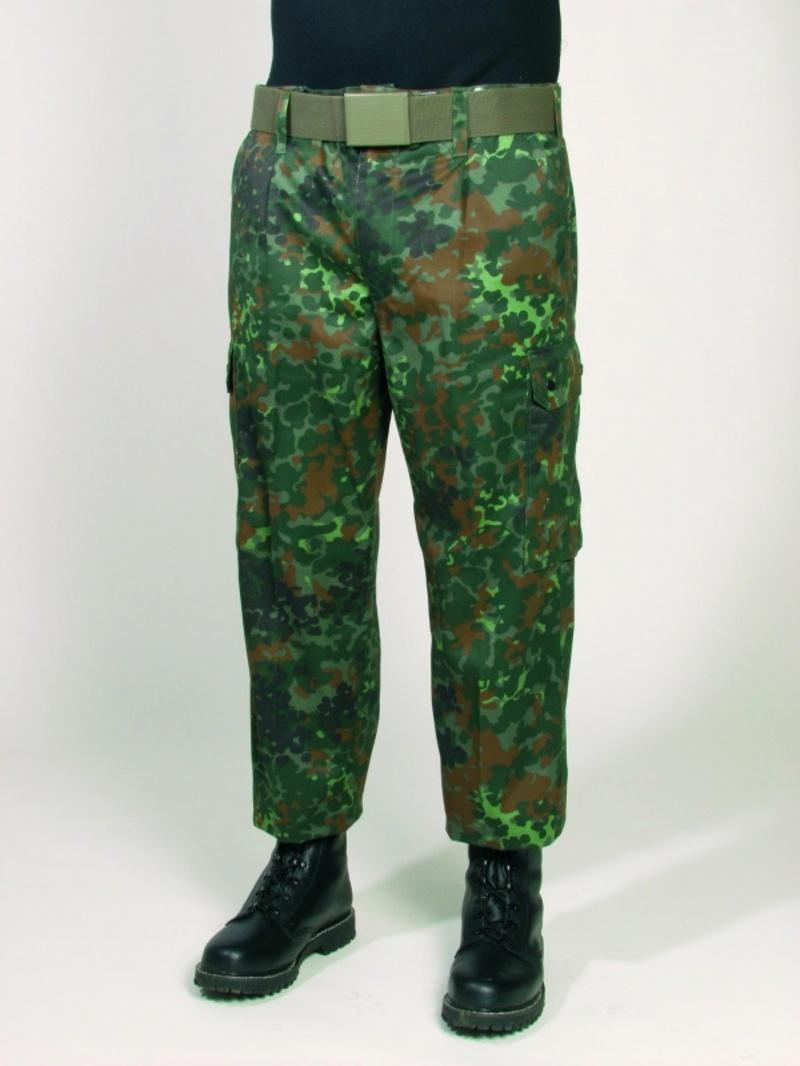 selezione migliore 99e40 e9f1b Pantaloni mimetici tedeschi usati