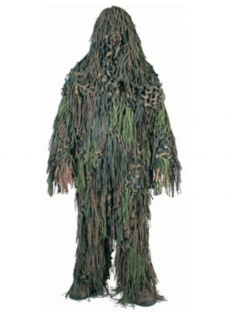 Ghillie 3D woodland