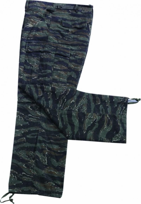 comprare on line 18346 d6cd0 Pantaloni mimetici tiger Vietnam