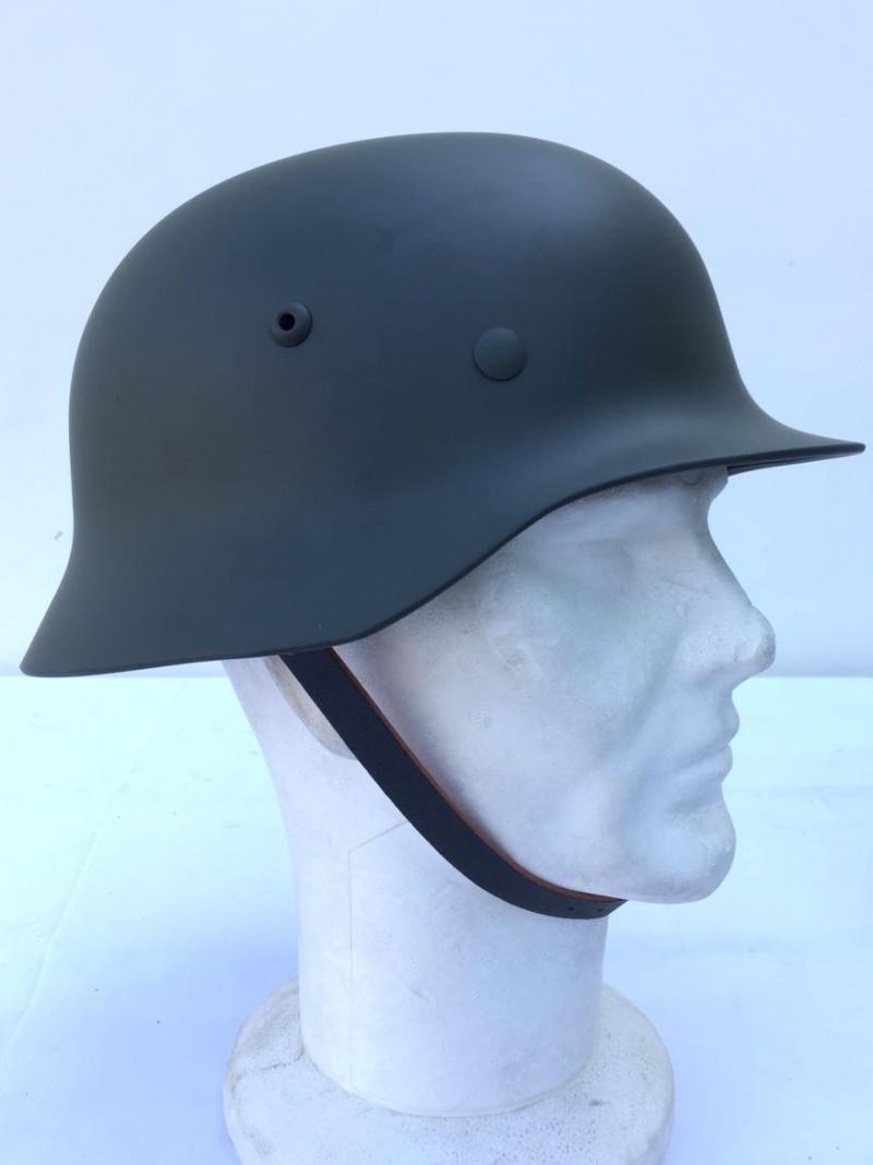 Elmo tedesco M35 WWII verde