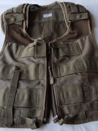Tactical vest austriaco originale