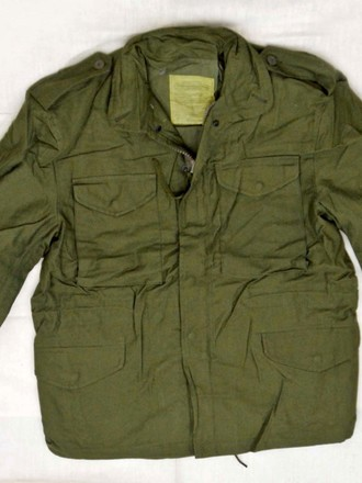 Giacca militare M65 field jacket (no interno)