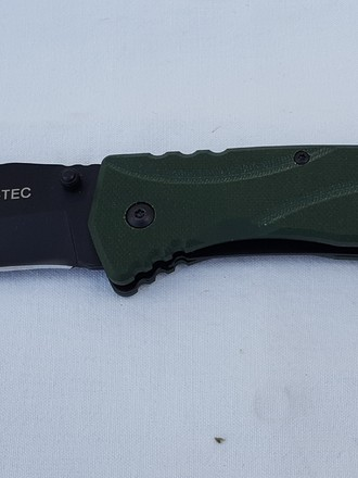 Coltello serramanico OD G10