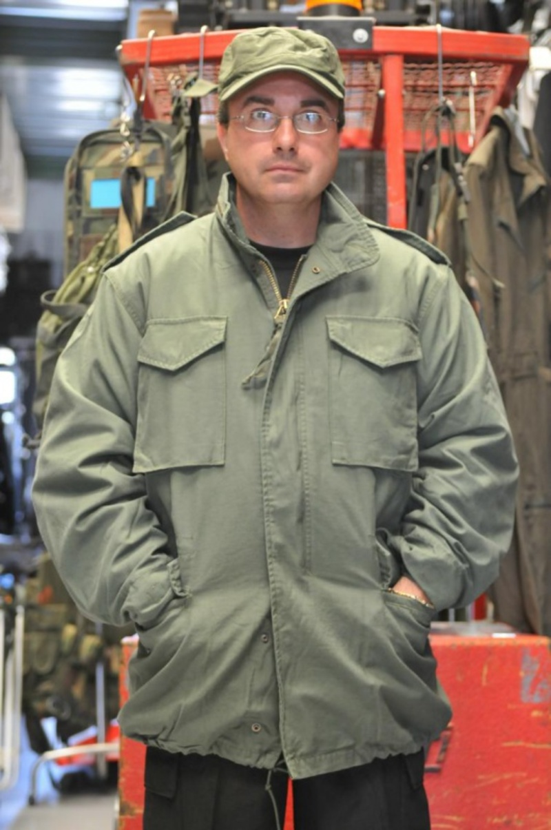 Giacca militare M65 field jacket USA