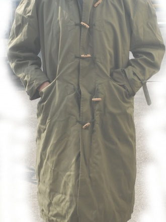Parka alpino con interno staccabile