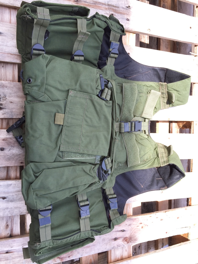 Tactical vest Kata originale Esercito Israeliano come nuovo