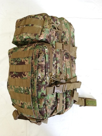 Zaino MOLLE 30 litri Patton Digital Green
