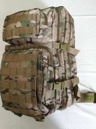 Zaino MOLLE 40 litri Patton multicam