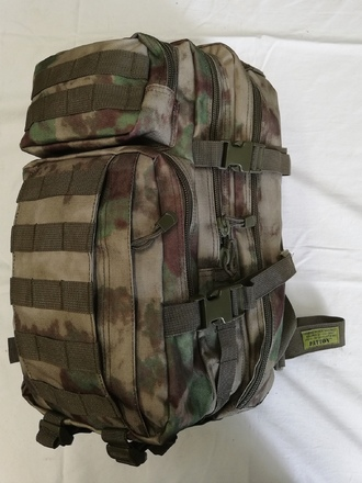 Zaino MOLLE 30 litri Patton Green Rock