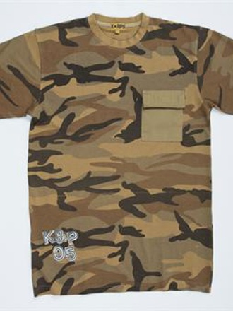 T-shirt new camouflage