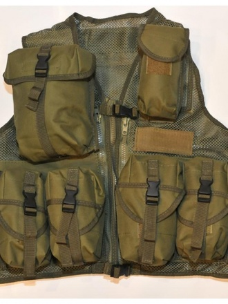 Tactical vest italiano MOLLE