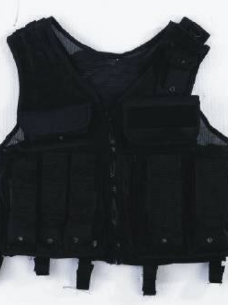 Tactical vest M16 nero