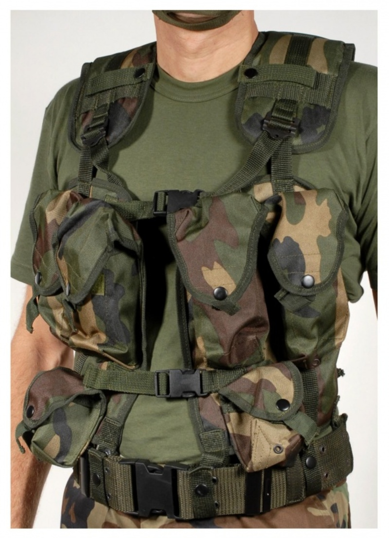 Tactical Load Bearing Vest