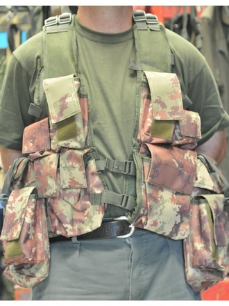 Tactical vest sudafrica vegetato