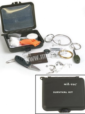 Kit Survival piccolo