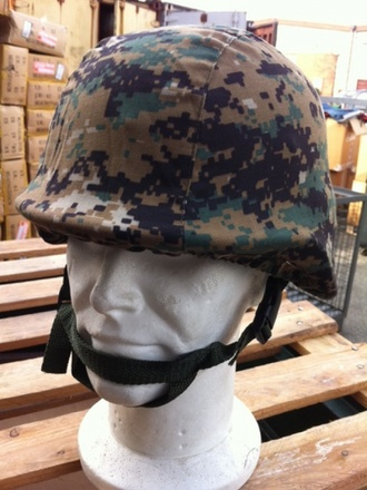 Casco soft air telino MARPAT